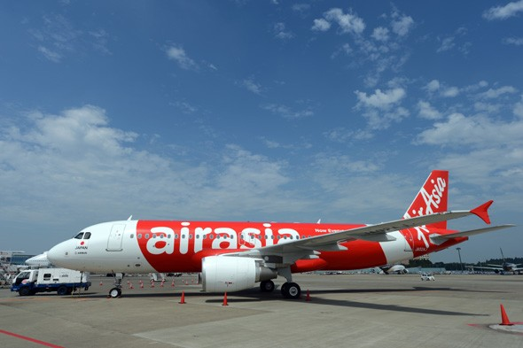 Airline 39 s new 39 quiet zone 39 moves babies to back of plane for Airasia japanese cuisine