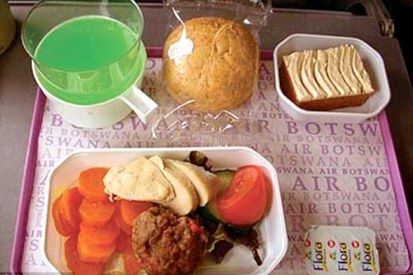 Are these the worst airline meals ever?