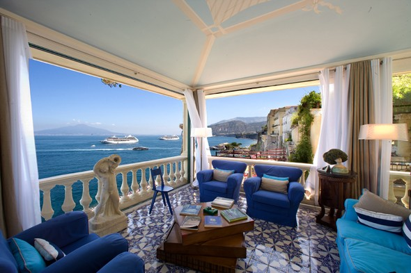 Check out the view best hotel balconies around the world for Great small hotels italy