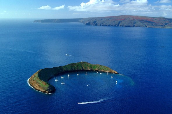Ten of the world's most bizarre shaped islands
