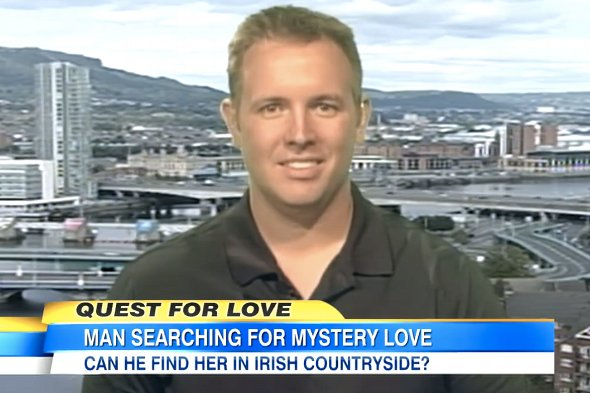 Canadian dentist searches Ireland for woman he met in café