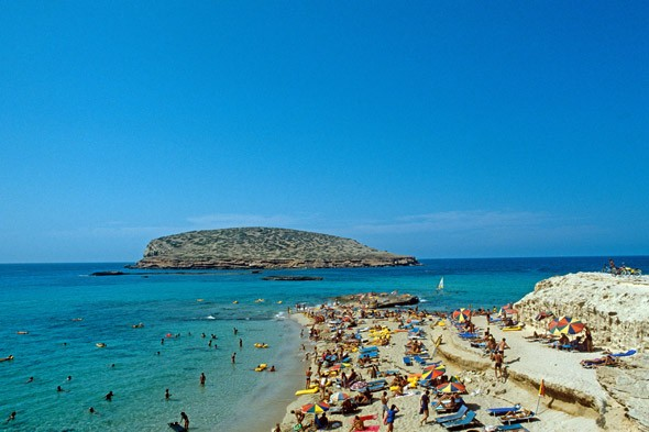 British holidaymaker dies after falling from Ibiza hotel window 'while being sick'
