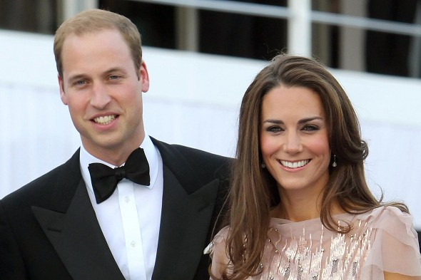 Kate and William enjoy romantic break in French Chateau