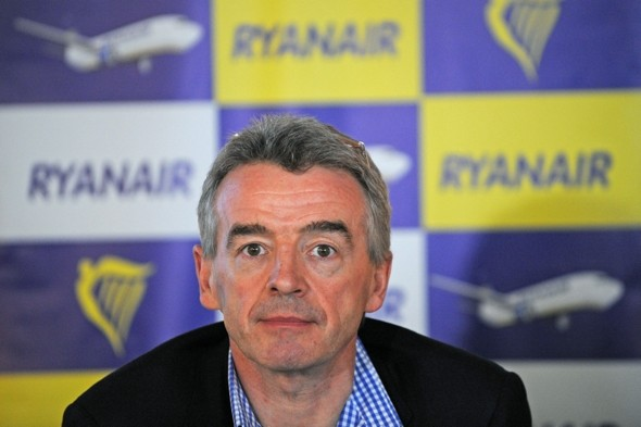 Ryanair: Scrap Stansted's light railway and make passenger walk to planes