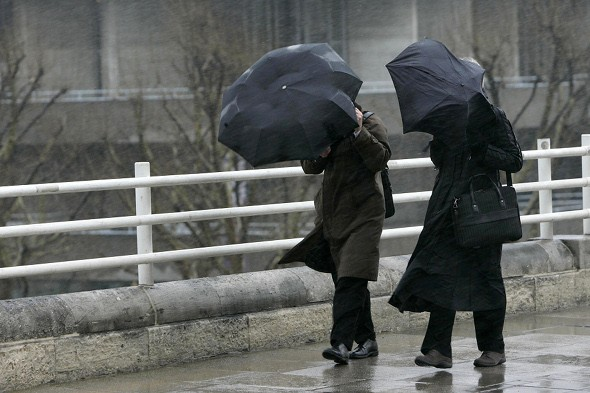 Get ready for a wet and windy week