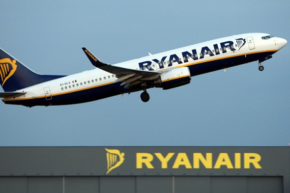 Ryanair plane disinfected after passengers complain of insect bites