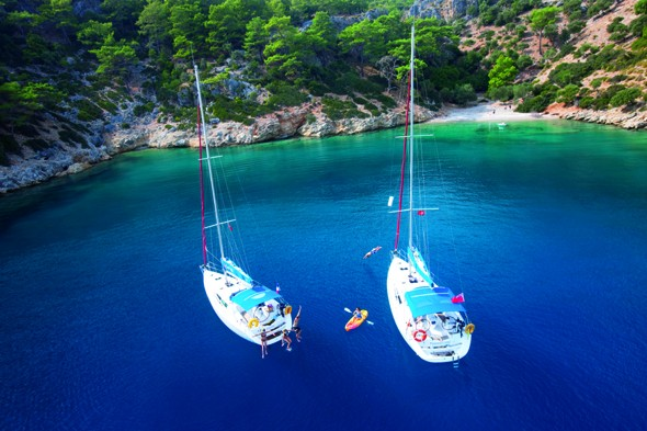 flotilla sailing holiday, greece sailing, sailing holidays, mediterranean