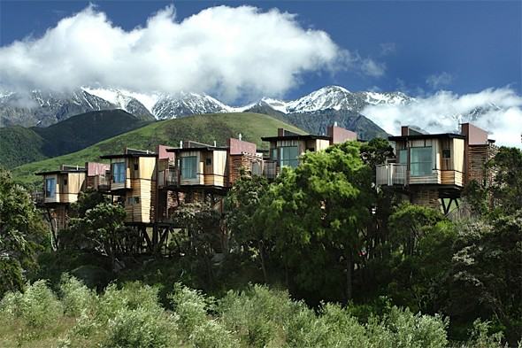 Hapuku Lodge & Tree Houses, New Zealand