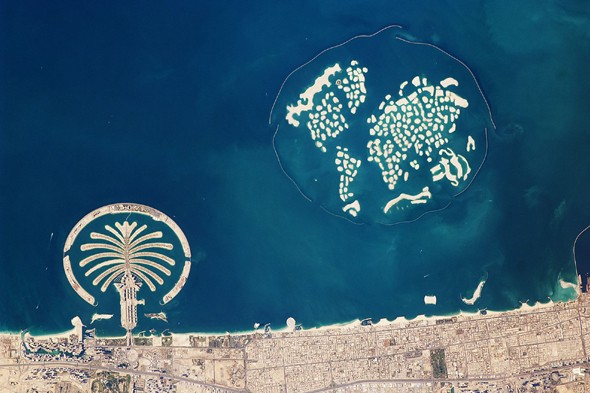 The Palm and World Islands, Dubai
