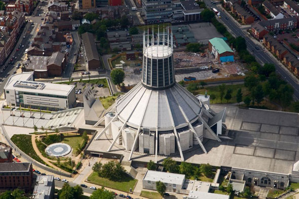 The Metropolitan Cathedral Church of Christ the King, Liverpool