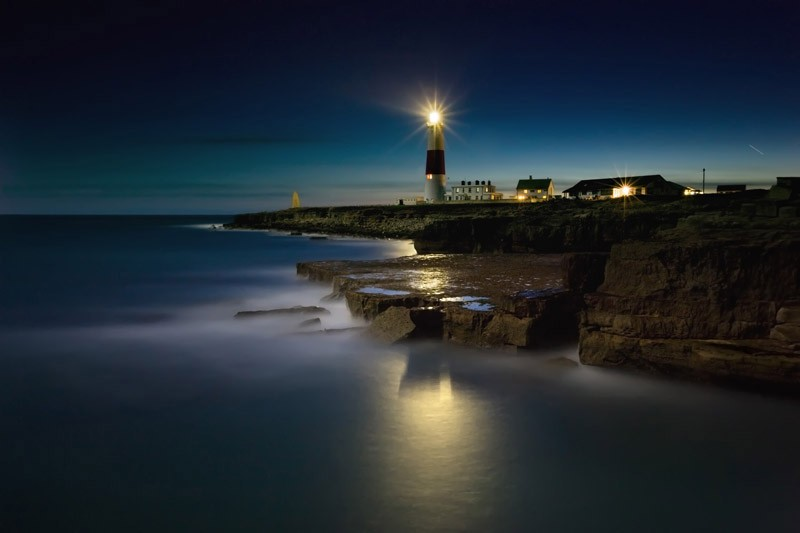 Moonlit Bill, Portland Bill, Dorset (Commended)