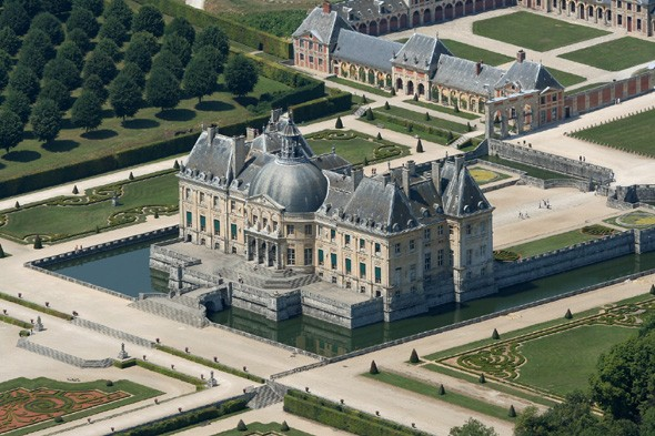 Vaux le Vicomte, France - Moonraker