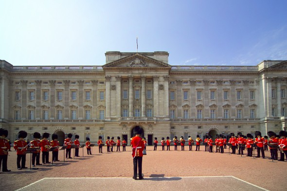 Buckingham Palace, UK - Die Another Day