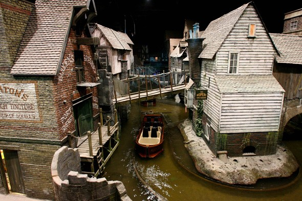 Dickens World, UK