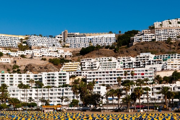 British holiday rep fighting for life after Gran Canaria balcony fall