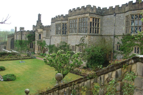 Recognise this Tudor country house in Derbyshire?