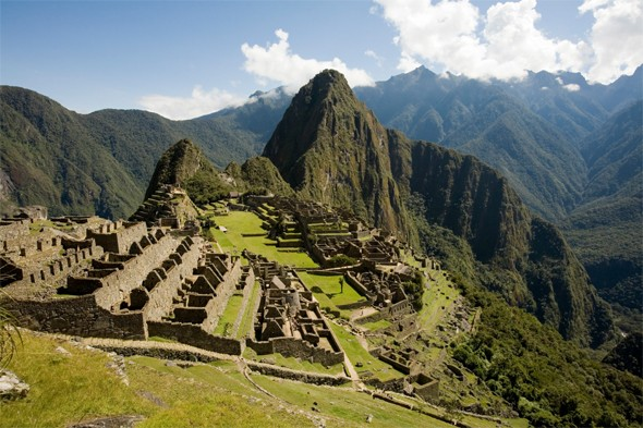 Hike the great Inca Trail to Machu Picchu in Peru