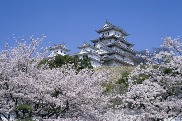 Himeji Castle, Japan - You Only Live Twice