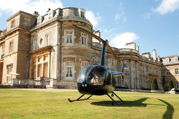 Luton Hoo Hotel, Golf & Spa, UK - The World Is Not Enough