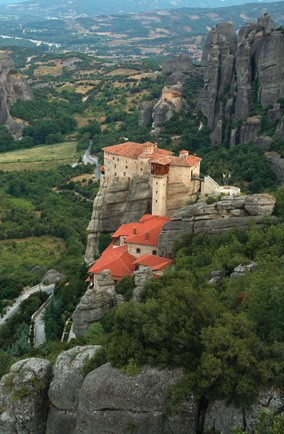 Meteora, Greece - For Your Eyes Only