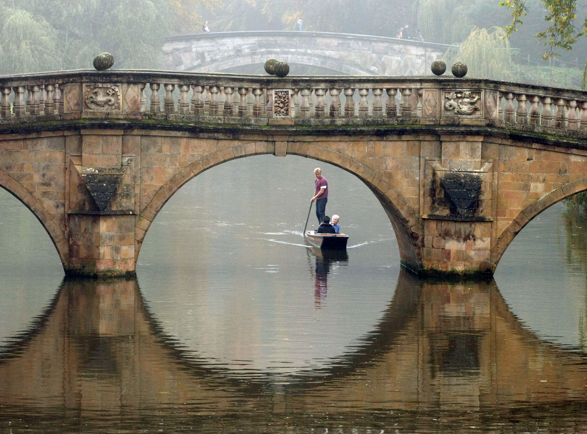 River Cam, Cambridge, October 22