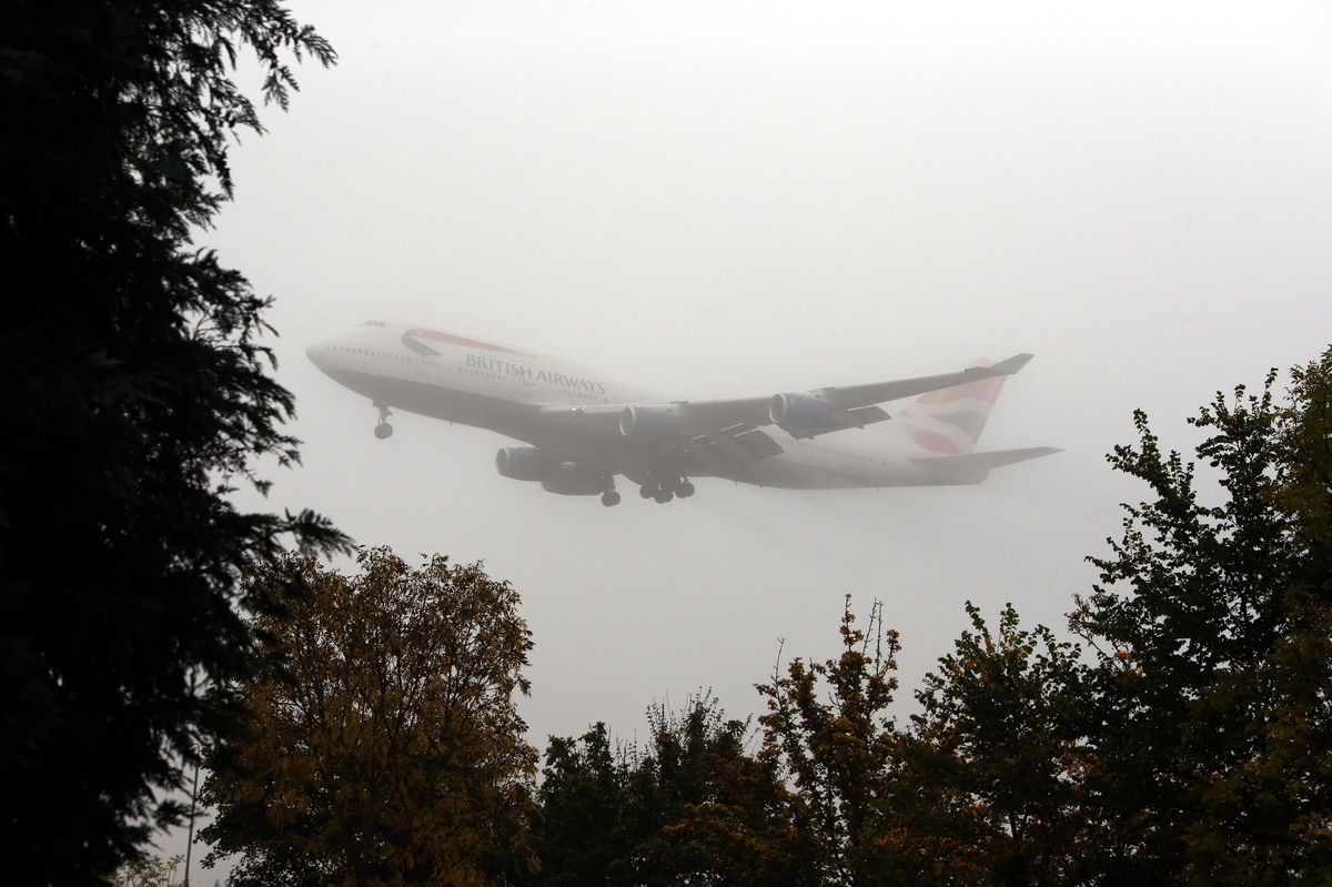 Heathrow, October 22