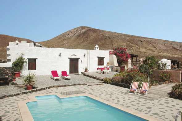 Deck the halls in Lanzarote