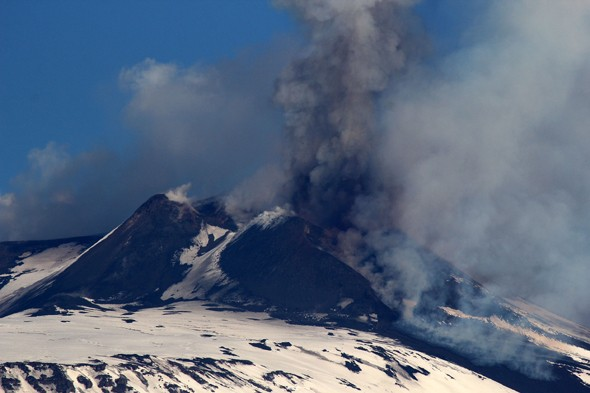 Mount Etna, Sicily
