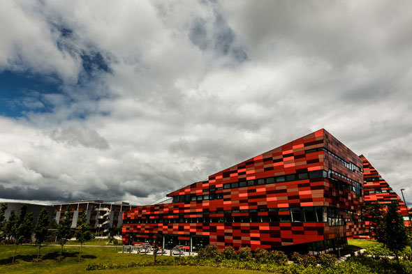 Jubilee Campus expansion, Nottingham University