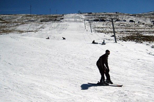Afri Ski, Lesotho