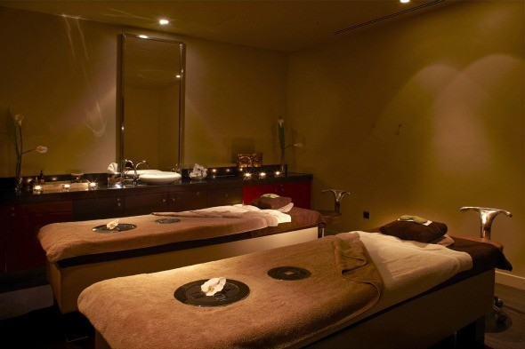 Mandara Spa at Park Plaza Hotel, London, England