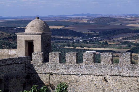 Elvas and its fortifications, Portugal