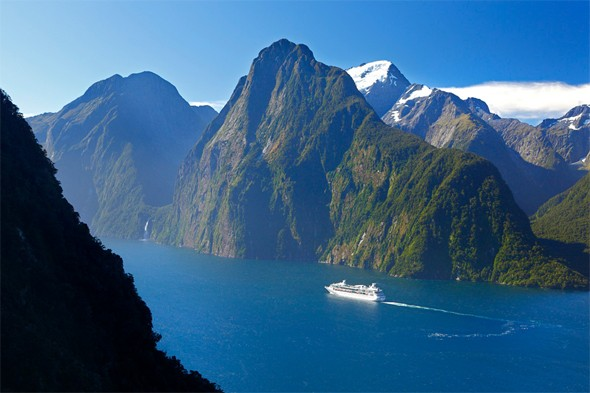 Spend a magical day in Milford Sound