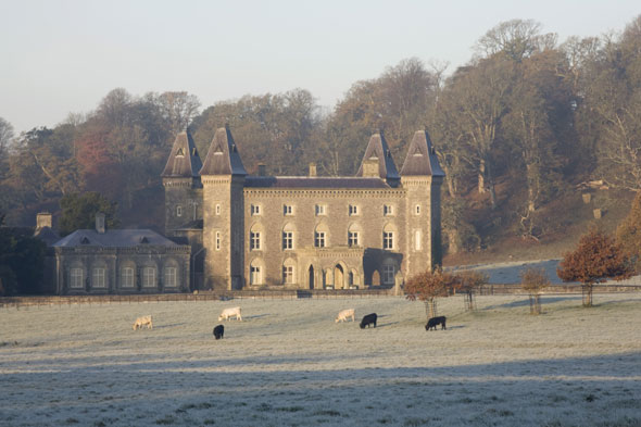 Dinefwr Park and Castle, Carmarthenshire