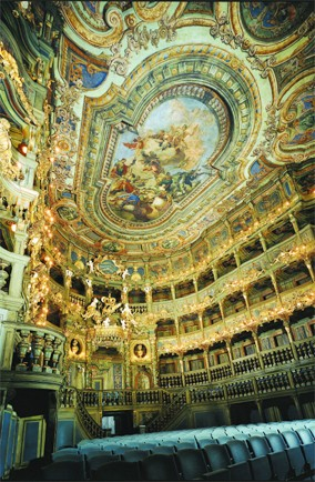 Margravial Opera House, Germany