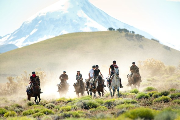 Ride across the Andes to Chile