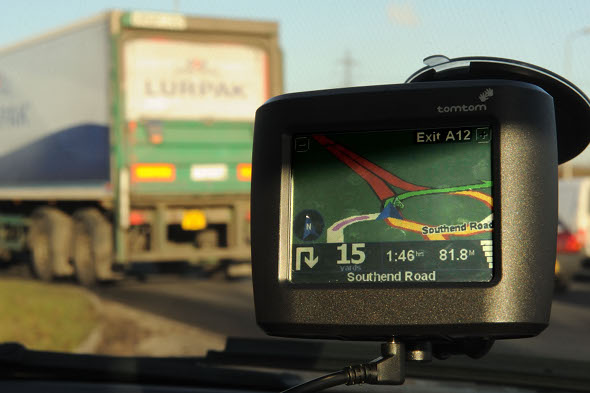 Have you lost your sense of direction thanks to Sat Nav?