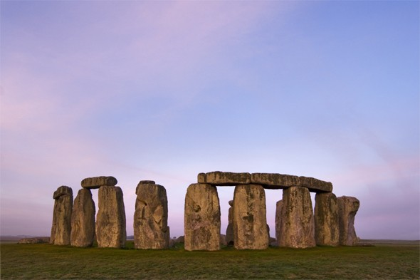 Marvel at mysterious Stonehenge