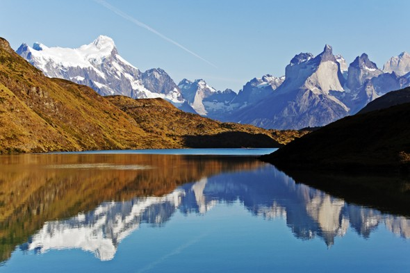 Check out the views at Chile's Torres del Paine