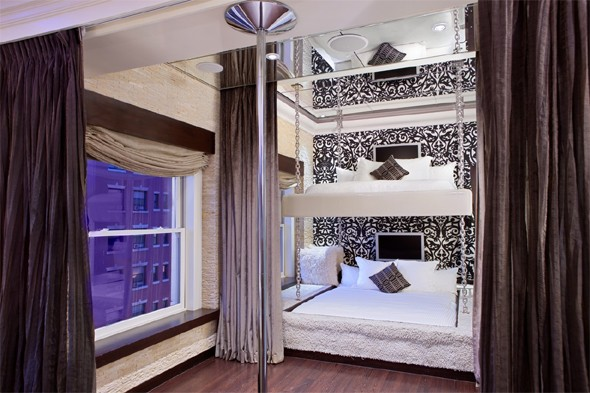The World 39 S Sexiest Hotel Rooms Aol Travel Uk