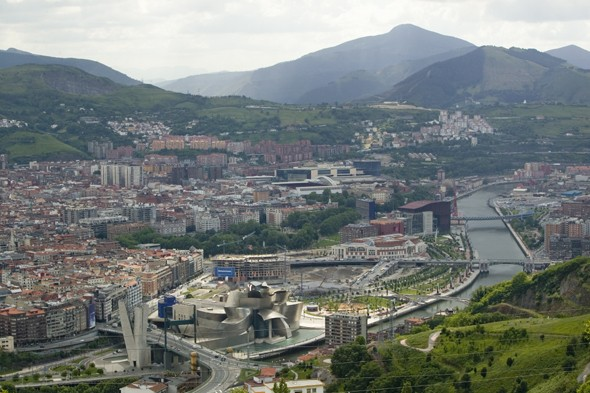 Do you know the name of this underrated city in Northern Spain characterised by its arts and culture scene?