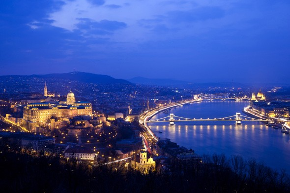 This central European city is known as one of the most beautiful historical capitals of the continent. Recognise it?