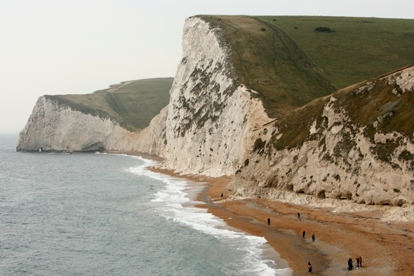 Christmas walkers warned over landslides and rock falls in south west England