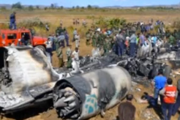 British family in tourist plane crash that killed three in Burma