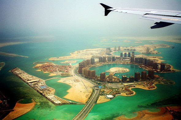 Pictures: Incredible views from plane windows