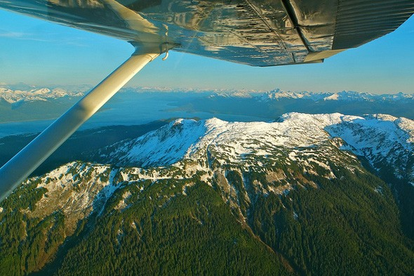 Mount Robert Baron, Alaska