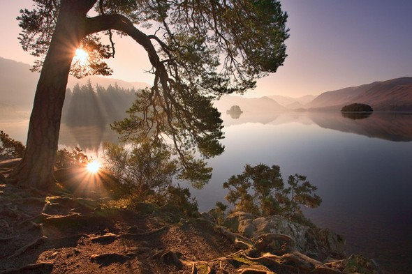 Derwentwater, Cumbria, England