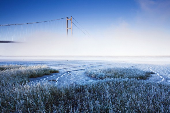 The Humber Bridge, North Lincolnshire, England