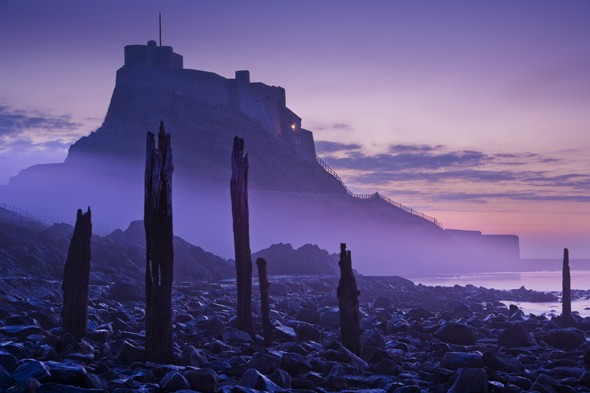 Lindisfarne, Northumberland, England