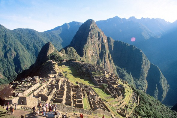 Walk the Inca Trail